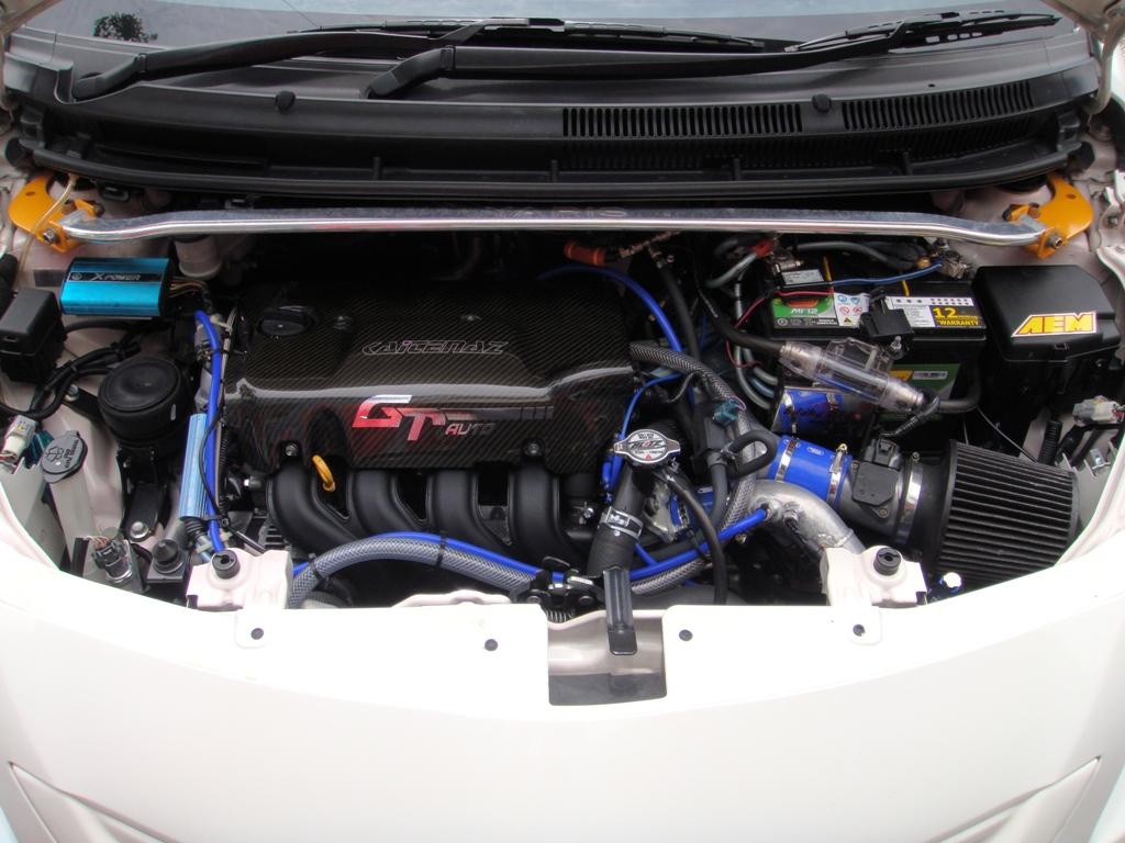 toyota yaris trd turbo kit olx 1nz fe