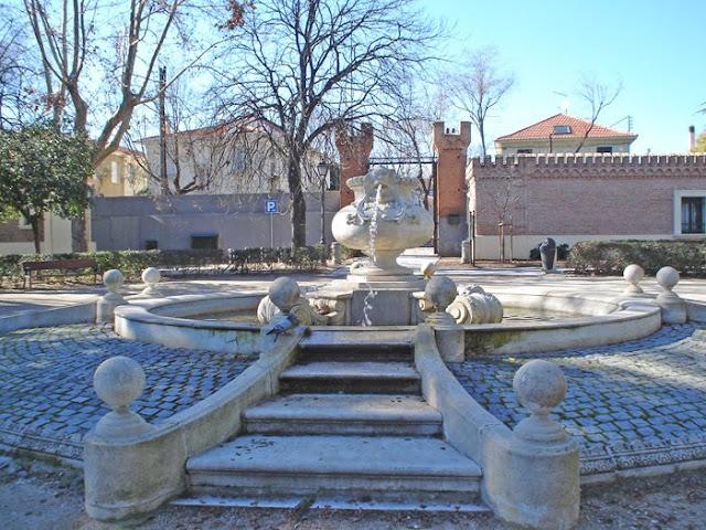 Visitas guiadas gratuitas por el Parque de la Fuente del Berro