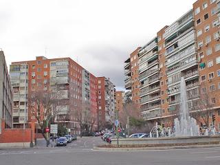 El parque de las Avenidas que empezaban con la letra B