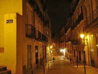 La calle donde nació Luis Candelas