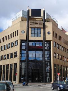 El edificio de los lapiceros