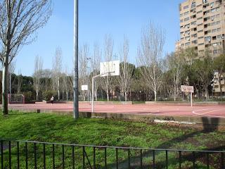 El parque de Roma