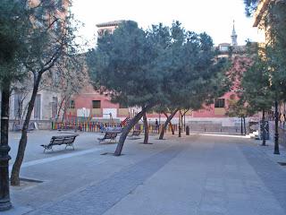 El madrileño que se inventó una calle