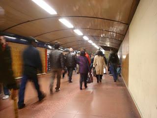 6000 euros encontrados y devueltos en el Metro