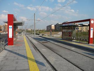 Los vecinos de las Rozas rechazan el proyecto de Metro ligero