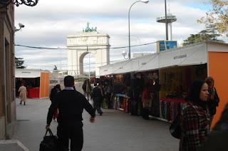 Muestra internacional de artesania y del regalo en Moncloa
