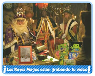 Felicita a los más pequeños las Navidades  con videos personalizados