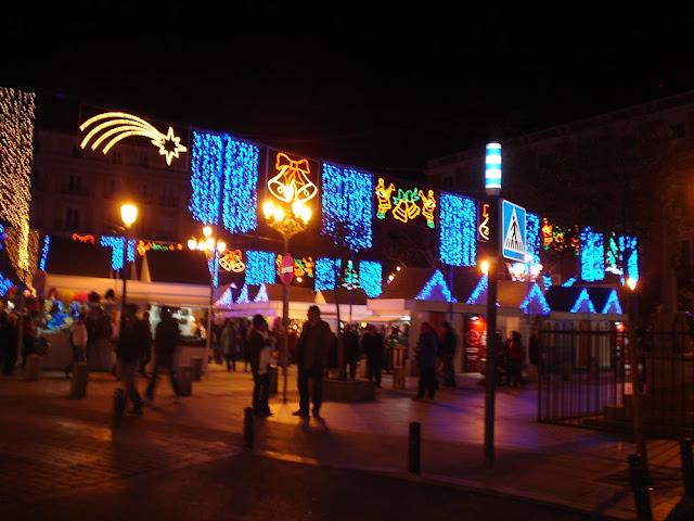 Luces de Navidad 2011 - 2012 para las calles de Madrid