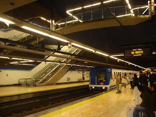 El Metro de las suertes.... y sus alrededores
