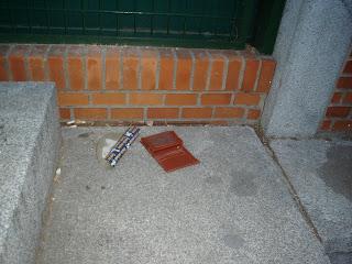 ¡ Cuidado con las carteras !