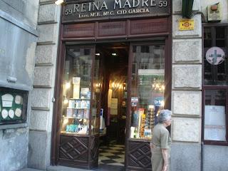 La farmacia más antigua de Madrid