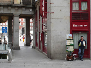 La Calle Postas