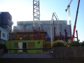 El nuevo Windsor ya va por la tercera planta