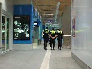 Contra los carteristas en Madrid