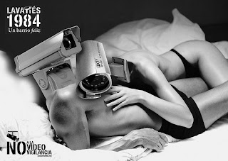 Concurso contra las cámaras de videovigilancia de Lavapiés