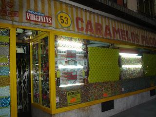 La tienda de caramelos que endulzó Madrid