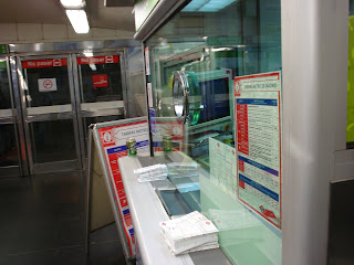 Bye bye a las taquillas de Metro en la Línea 1