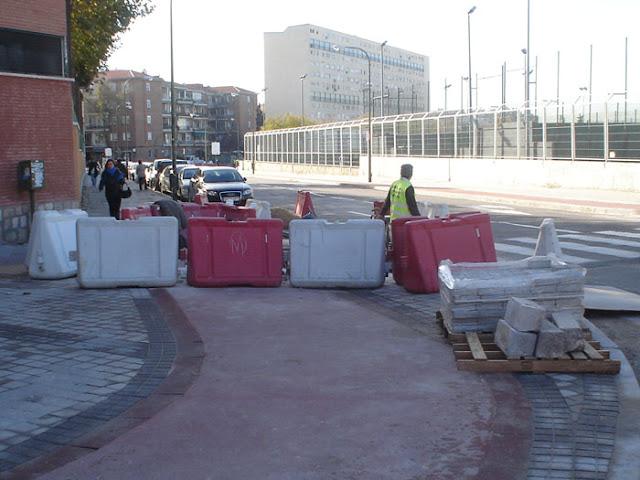 El Eje ciclista Mayor – Alcalá estará en Diciembre