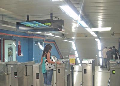 Metro gestionará por control remoto todas sus estaciones a finales de este año