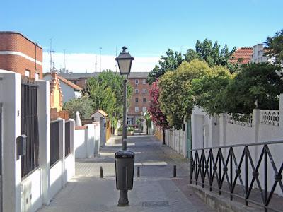 ¿Donde vivían los carteros de Madrid?