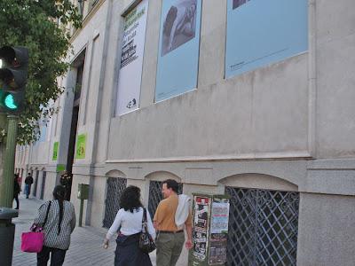 Un museo del Prado en Cibeles. Y cajamadrid en el Paseo del Prado