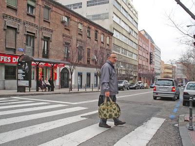 Alfonso XIII. Estación de Metro y alrededores