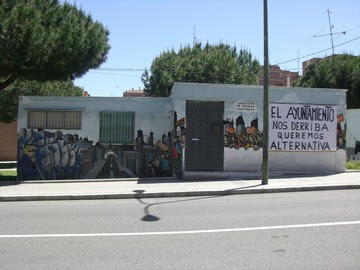 En Manoteras también se quedan sin local para la Asociación de Vecinos