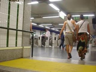 El Ascensor de Metro de Madrid que más sube y baja