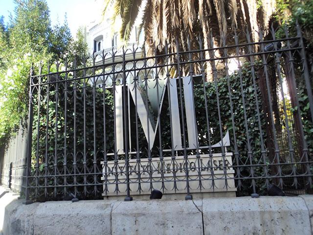 El Palacio de la Marquesa de la Oliva,  o el Instituto Médico Laser de Madrid