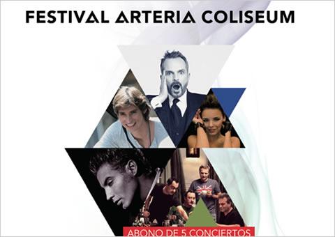 Programación Arteria Coliseum 2011