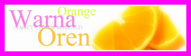 Orange Warna Oren..