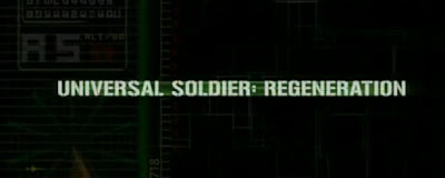 Universal Soldier 3 Regeneration Film