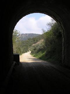 primer túnel