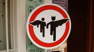 Batman y Robin andan sueltos