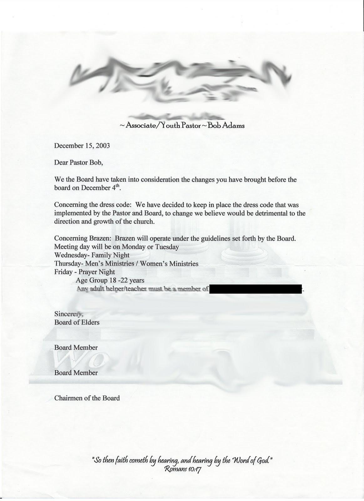 Invitation letter to a pastor preach invitationjpg invitation sample letter furthermore church revival stopboris Gallery