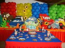 Decoracion Cars