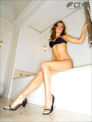 Nikki anderson fashion model photo shoot turns threesome sex
