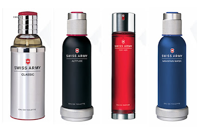 fragrance parfum swiss army knife victorinox veronika elsener vera strubi classic altitude for her mountain water