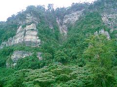 La Montaña Desde el Refugio