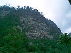Vista de la Peña desde El Refugio