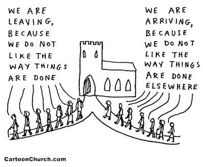 The Desperate Pastor Blog: January 2011