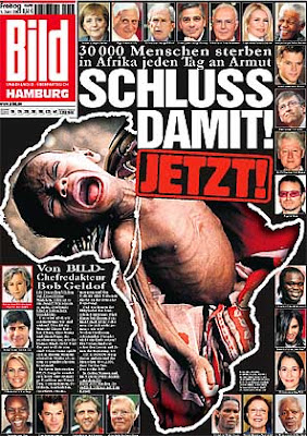 Bild cover by Bob Geldhof, 2007 06 01