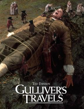 What are some satirical quotations from Gulliver's Travels?