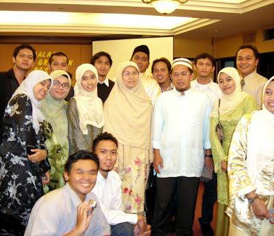 Malam Pra Graduan 2006