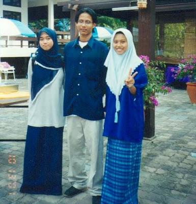 2nd gath, tasik shah alam.. Blue theme..