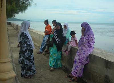 murni beach..