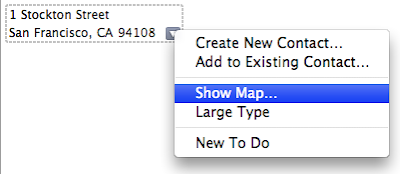 A New Mac Tip Every Day: Google Maps within Mail! Google Map For Mac on downloader for mac, hot keys for mac, emacs for mac, dragon naturally speaking for mac, cool applications for mac, java for mac, new os for mac, ios for mac, roms for mac, whatsapp for mac, ip address for mac, intel for mac, text to speech for mac, mail for mac, sap for mac, msn for mac, freeware software for mac, avg antivirus for mac, power point for mac, task manager for mac,