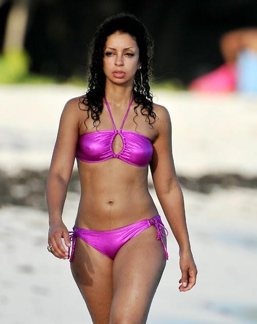 Mya bikini pictures