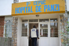 Panzi Hospital in Congo, which International Medical Corps supports