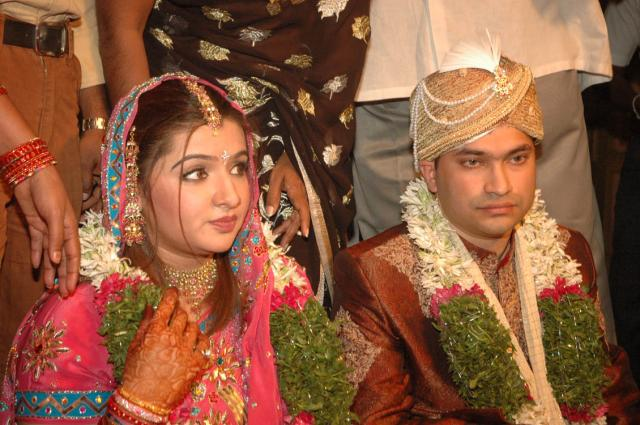 aarthi agarwal marriage photos